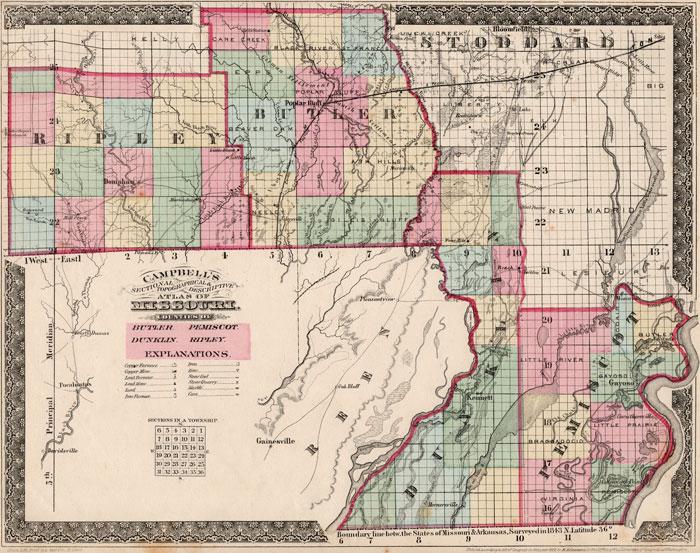 Birth Records Search near Ripley County