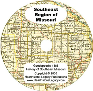 Goodspeed's History of Southeast Missouri and Genealogy with