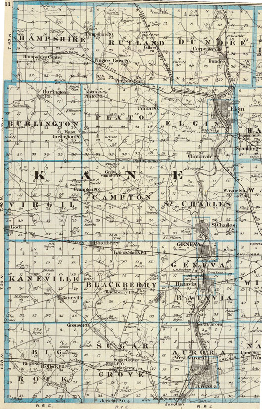 Kane County, Illinois 1876 Historic Map Reprint on il city map, il voting districts map, il state map, pike co il map, il regional map, ga counties map, il world map, il zip map, il water map, il senate map, chillicothe il map, counties in il map, wi counties map, bloomington il map, wayne il map, il community college districts map, il township map, decatur il map, illinois map, il construction map,