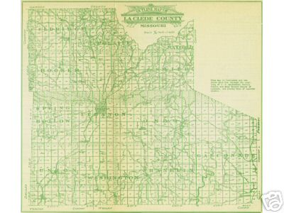 Laclede County Missouri Genealogy History Maps With